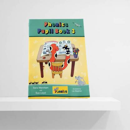 JollyPhonicsPupilBook3