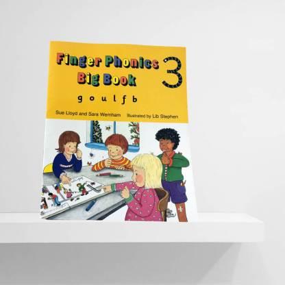 FingerPhonicsBigBook3