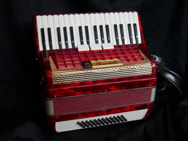 Scandalli piano accordion for sale (sold)