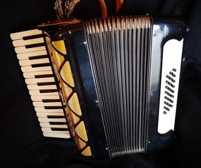 Parrot accordion 30 key #2