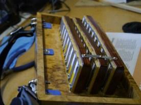 Albrecht melodeon reeds