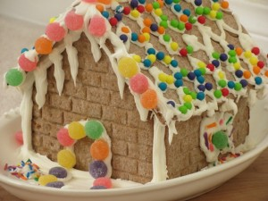 Stunning Gingerbread Houses
