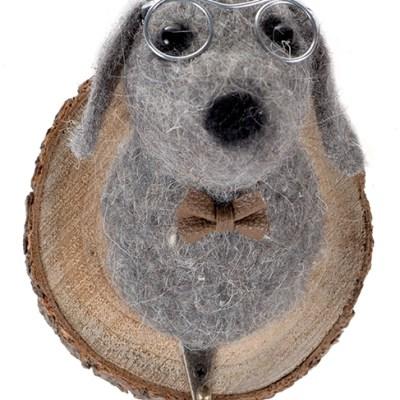 trophée crochet chien