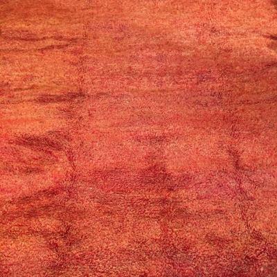 Tapis Berbère vintage rouge