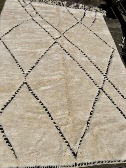 tapis berbère mrirt