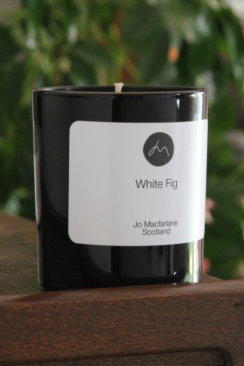 White Fig Luxury Candle