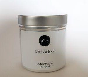 Malt Whisky Candle