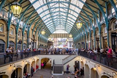 Le West End [1] : de Trafalgar Square à Covent Garden