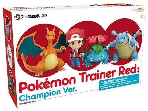 Nendoroid Red Trainer