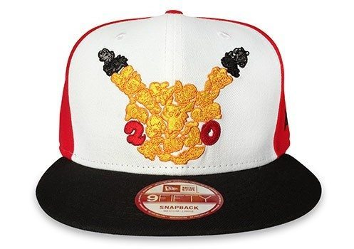 New Era Snapback 9fifty Pokemon 20th Edition