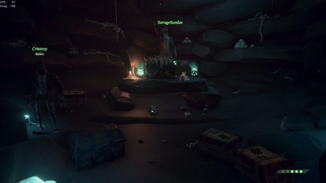 Hasil kemenangan dari misi acara raid di sebuah kubu Fortress.