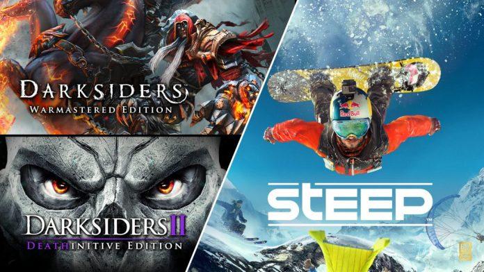 Mulakan Tahun Baru 2020 Dengan 3 Game Percuma Di Epic Games Store - Darksiders, Darksiders 2, Steep
