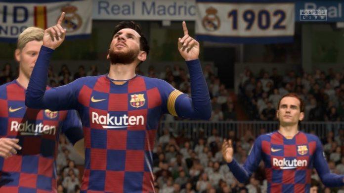 Perjanjian PES Dengan Konami Dilaporkan Menghalang Barcelona Untuk Menyertai Kejohanan FIFA 20