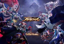Onmyoji Arena - Game Mobile MOBA Yang Fokus Kepada Pertarungan Lebih Adil Keluaran NetEase