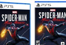 Sony Memperlihatkan Kali Pertama Rupa Kotak Game PS5 Melalui Marvel's Spider-Man: Miles Morales