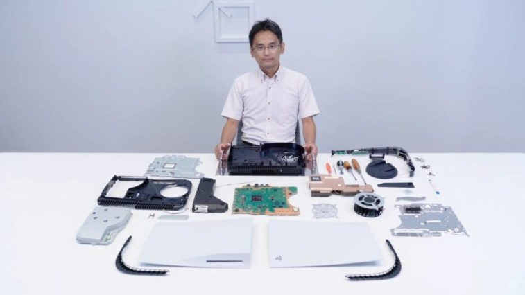 Saksikan Video Rasmi Sony Buka Komponen PS5 Satu Per Satu