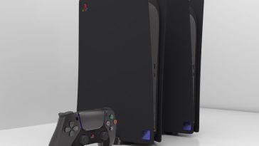 Ada Peminat Mula Cipta (& Akan Jual) PS5 Dengan Rekaan Bertemakan PS2