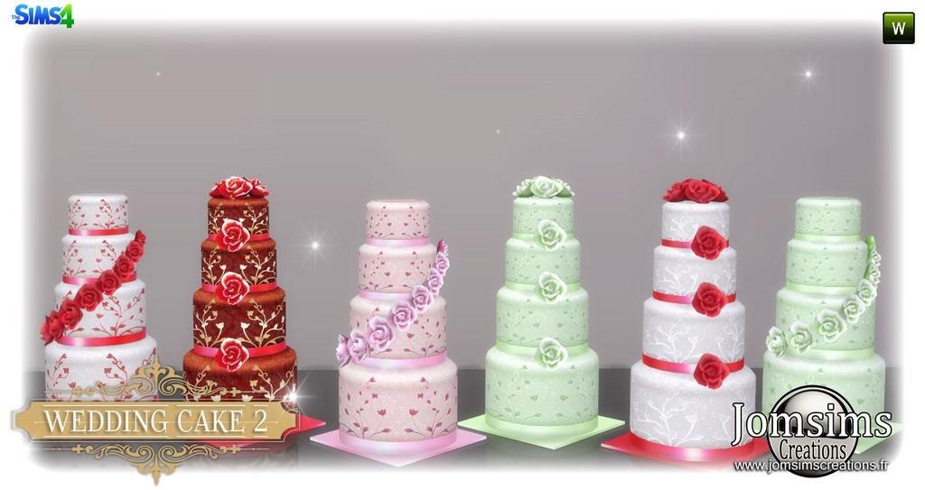 Various Sims 4