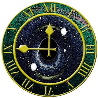 Cosmic Clock Face