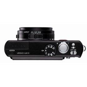 Leica D-LUX 3 (top)