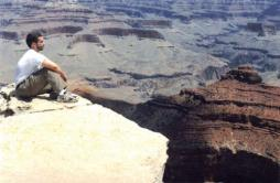 Jared at the Grand Canyon