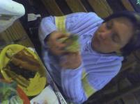 mmmm more burger