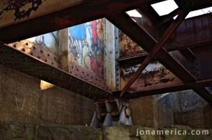 Under the BU Bridge