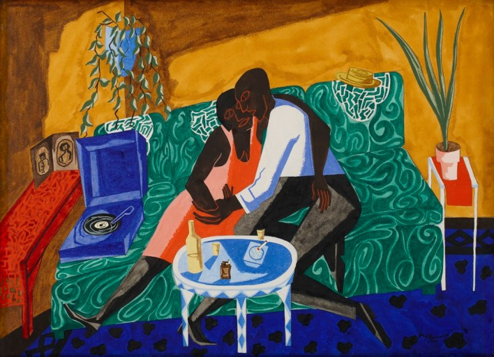Image result for image of two black lovers