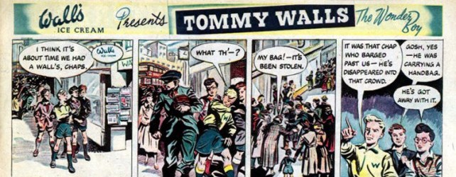 Tommy Walls and the Native Advertising Caper