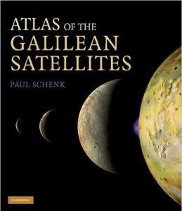 Atlas of the Galilean Satellites cover