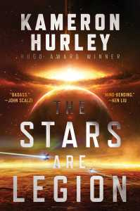 Book cover: The Stars Are Legion