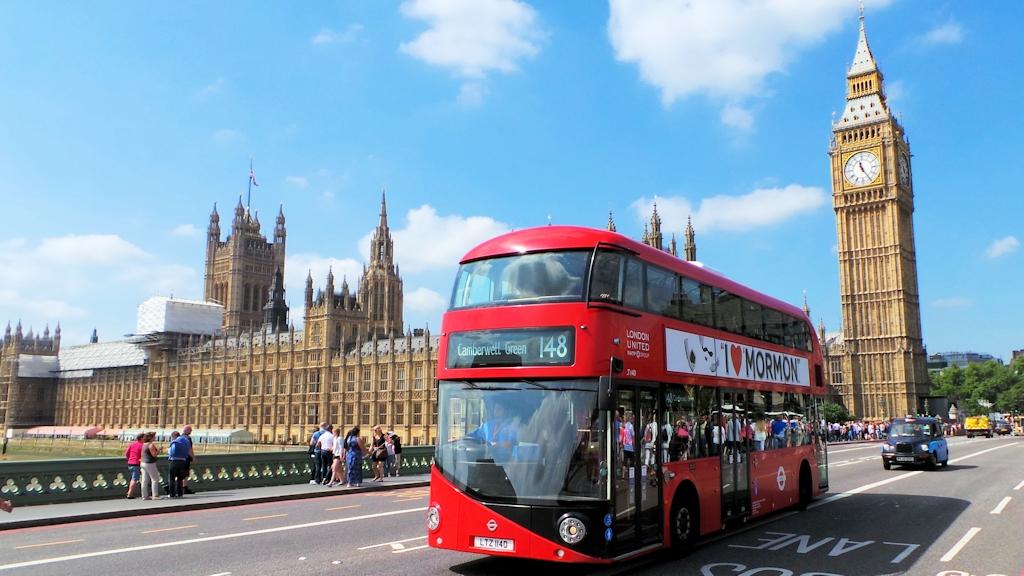 Visite guidée de Londres Episode 1
