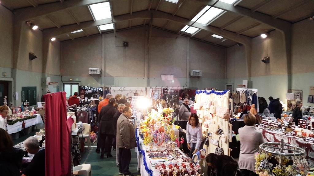 Le marché de Noël de Cuinchy