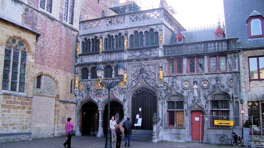 Basilique du Saint Sang à Bruges