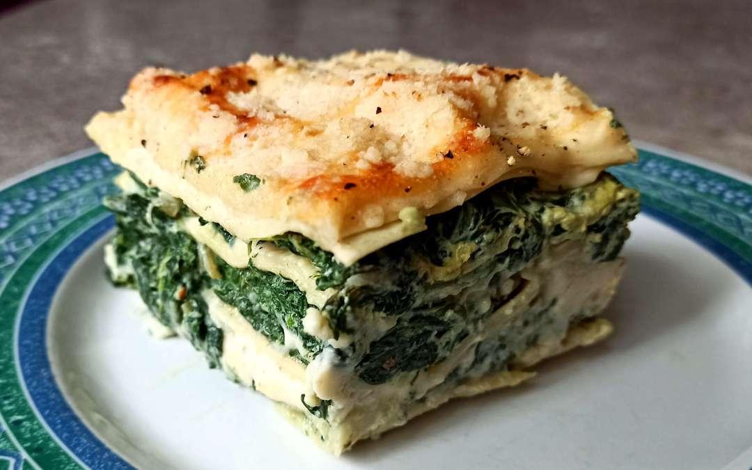 Lasagne épinards ricotta : une délicieuse variante végétarienne