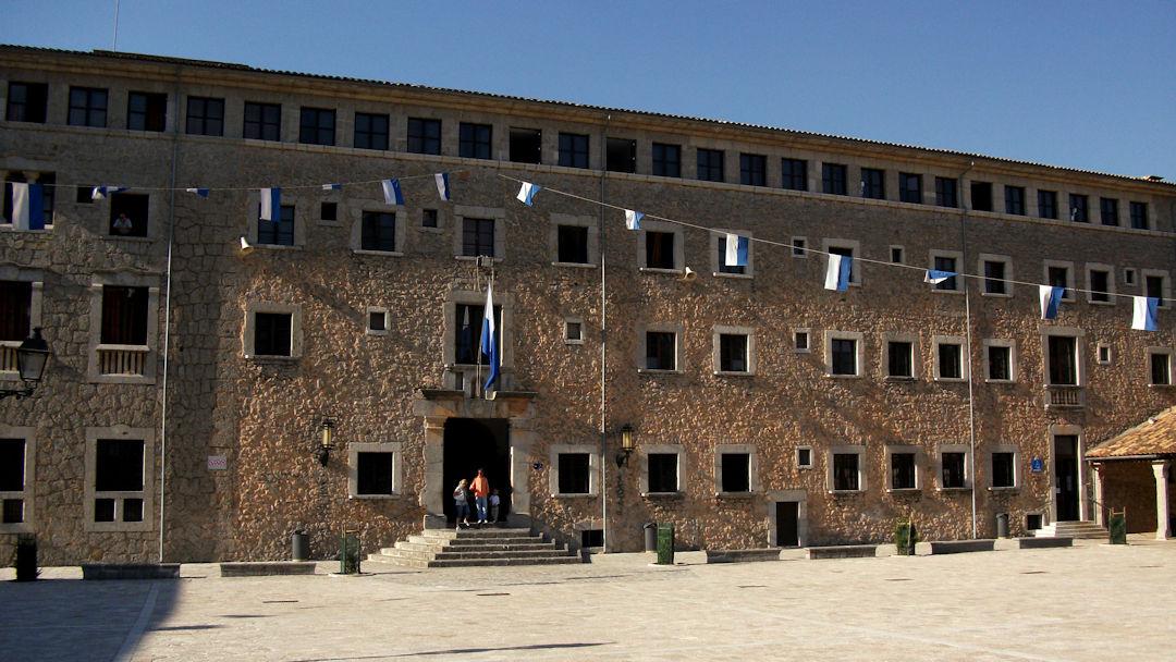 Le monastère de Lluc