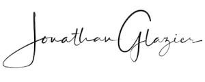 Jonathan Glazier TV Director Signature