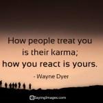 Karma Thoughts