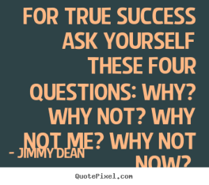 success questions