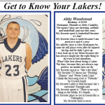 Get To Know Your Lakers
