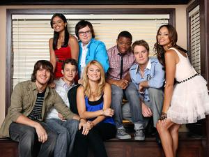 Greek Cast from ABC Show Greek