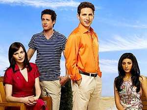 Royal Pains Early Cast