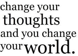 change thought change world