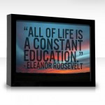 constant educaton