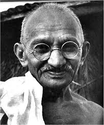 We all have a Gandhi type of story to us, if you listen.