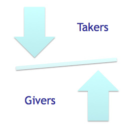 giver or takere