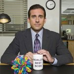 Michael Scott, All Good Things Must Come To An End