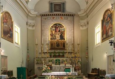 Vincenzo Pagani e la chiesa di Santa Maria e Ciriaco di Altidona