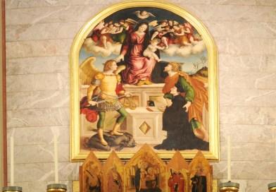 Altare Chiesa Santi Maria e Ciriaco - Altidona