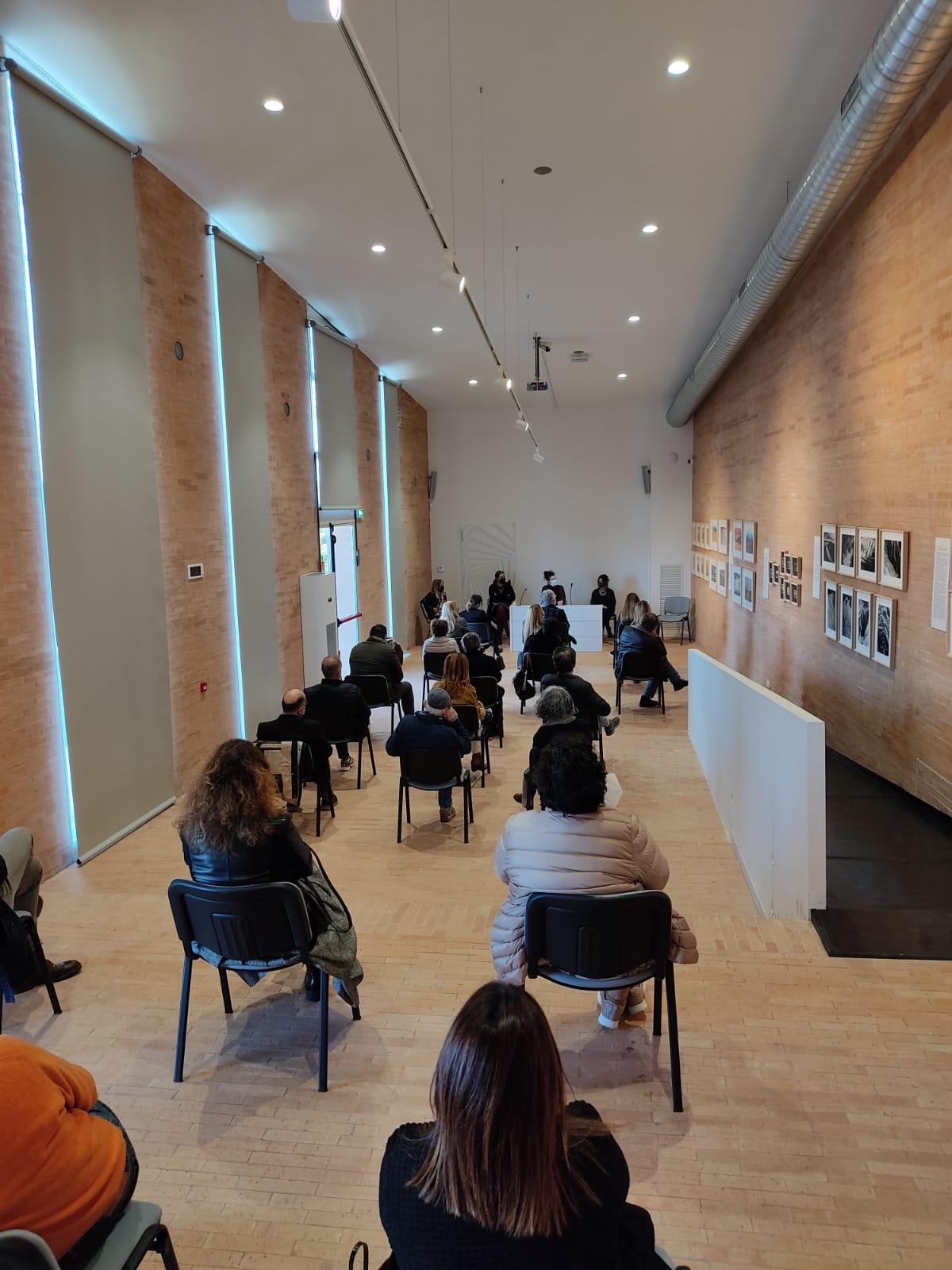 Eriberto Guidi - Sconfinamenti Fotografici - Inaugurazione